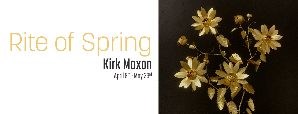 Kirk Maxon Herbarium at the Great Highway Gallery
